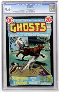 Bronze Age (1970-1979):Horror, Ghosts #13 (DC, 1973) CGC NM+ 9.6 Off-white to white pages....
