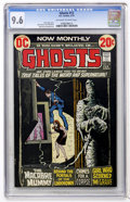Bronze Age (1970-1979):Horror, Ghosts #12 (DC, 1973) CGC NM+ 9.6 Off-white to white pages....