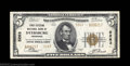 National Bank Notes:Tennessee, Dyersburg, TN - $5 1929 Ty. 2 First-Citizens NB Ch. # ...