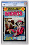 Bronze Age (1970-1979):Horror, Ghosts #6 (DC, 1972) CGC NM+ 9.6 Off-white to white pages....