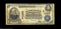 National Bank Notes:Tennessee, Nashville, TN - $5 1902 Plain Back Fr. 602 Fourth & ...