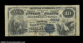 National Bank Notes:Virginia, Norfolk, VA - $10 1882 Value Back Fr. 577 NB of Commerce