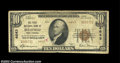 National Bank Notes:West Virginia, Bluefield, WV - $10 1929 Ty. 2 First NB Ch. # 4643