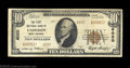 National Bank Notes:West Virginia, Cameron, WV - $10 1929 Ty. 2 The First NB Ch. # 6020