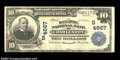 National Bank Notes:West Virginia, A Pair of Charleston, WV Napier-McClung Third Charters