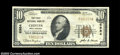 National Bank Notes:West Virginia, Chester, WV - $10 1929 Ty. 1 First NB Ch. # 6984
