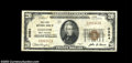 National Bank Notes:West Virginia, Chester, WV - $20 1929 Ty. 1 First NB Ch. # 6984