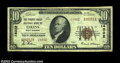 National Bank Notes:West Virginia, Elkins, WV - $10 1929 Ty. 2 The Tygarts Valley NB Ch. #...