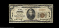 National Bank Notes:West Virginia, Fairview, WV - $20 1929 Ty. 1 First NB Ch. # 10219