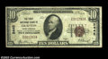 National Bank Notes:West Virginia, A Group from Grafton