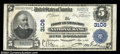 National Bank Notes:West Virginia, A Pair of First Huntington National Bank Third Charter Notes