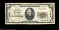 National Bank Notes:West Virginia, Keyser, WV - $20 1929 Ty. 1 The First NB Ch. # 6205