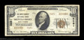 National Bank Notes:West Virginia, Montgomery, WV - $10 1929 Ty. 2 The Montgomery NB Ch. #...