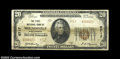 National Bank Notes:West Virginia, Moundsville, WV - $20 1929 Ty. 2 The First NB Ch. # ...