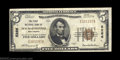 National Bank Notes:West Virginia, New Martinsville, WV - $5 1929 Ty. 1 The First NB Ch. #...