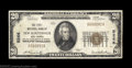 National Bank Notes:West Virginia, New Martinsville, WV - $20 1929 Ty. 1 The First NB Ch. ...