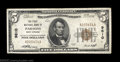 National Bank Notes:West Virginia, Parsons, WV - $5 1929 Ty. 1 The First NB of Parsons Ch....