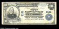 National Bank Notes:West Virginia, Pennsboro, WV - $10 1902 Plain Back Fr. 624 The First NB