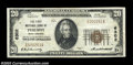 National Bank Notes:West Virginia, Philippi, WV - $20 1929 Ty. 1 The First NB Ch. # 6302