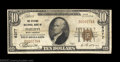 National Bank Notes:West Virginia, Philippi, WV - $10 1929 Ty. 1 The Citizens NB Ch. # ...