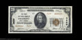National Bank Notes:West Virginia, Piedmont, WV - $20 1929 Ty. 2 First NB Ch. # 3629