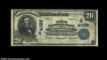 National Bank Notes:West Virginia, Piedmont, WV - $20 1902 Date Back Fr. 644 The Davis NB ...