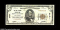 National Bank Notes:West Virginia, Point Pleasant, WV - $5 1929 Ty. 1 The Point Pleasant NB