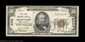 National Bank Notes:West Virginia, Richwood, WV - $50 1929 Ty. 1 The First NB Ch. # 8434