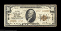 National Bank Notes:West Virginia, Ripley, WV - $10 1929 Ty. 2 The First NB Ch. # 10762