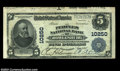 National Bank Notes:West Virginia, Rowlesburg, WV - $5 1902 Plain Back Fr. 602 The Peoples ...