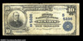 National Bank Notes:West Virginia, Saint Marys, WV - $10 1902 Plain Back Fr. 632 The First ...