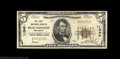 National Bank Notes:West Virginia, South Charleston, WV - $5 1929 Ty. 1 First NB Ch. # ...