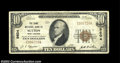 National Bank Notes:West Virginia, Sutton, WV - $10 1929 Ty. 1 The Home NB Ch. # 9604