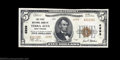 National Bank Notes:West Virginia, Terra Alta, WV - $5 1929 Ty. 2 First NB Ch. # 6999