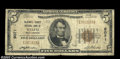 National Bank Notes:West Virginia, Welch, WV - $5 1929 Ty. 1 McDowell County NB Ch. # ...