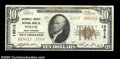 National Bank Notes:West Virginia, Welch, WV - $10 1929 Ty. 2 McDowell County NB Ch. # ...