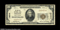 National Bank Notes:West Virginia, Weston, WV - $20 1929 Ty. 1 The Weston NB Ch. # 13634