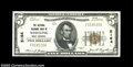 National Bank Notes:West Virginia, Wheeling, WV - $5 1929 Ty. 1 The National Exchange Bank
