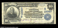 National Bank Notes:West Virginia, Williamson, WV - $10 1902 Plain Back Fr. 602 The NB of ...