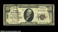 National Bank Notes:West Virginia, Williamson, WV - $10 1929 Ty. 1 The NB of Commerce Ch. ...