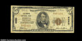 National Bank Notes:West Virginia, Winona, WV - $5 1929 Ty. 1 The Winona NB Ch. # 9850