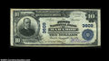 National Bank Notes:Wisconsin, Baraboo, WI - $10 1902 Plain Back Fr. 626 The First NB ...