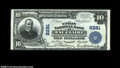 National Bank Notes:Wisconsin, Eau Claire, WI - $10 1902 Plain Back Fr. 625 The Union ...