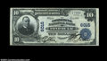 National Bank Notes:Wisconsin, Fond Du Lac, WI - $10 1902 Plain Back Fr. 634 The ...
