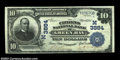 National Bank Notes:Wisconsin, Green Bay, WI - $10 1902 Plain Back Fr. 626 The Citizens ...