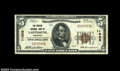 National Bank Notes:Wisconsin, Ladysmith, WI - $5 1929 Ty. 1 The Pioneer NB Ch. # ...
