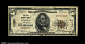 National Bank Notes:Wisconsin, Marion, WI - $5 1929 Ty. 1 The First NB Ch. # 12286