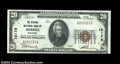 National Bank Notes:Wisconsin, Merrill, WI - $20 1929 Ty. 1 The Citizens NB Ch. # ...