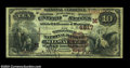 National Bank Notes:Wisconsin, Milwaukee, WI - $10 1882 Brown Back Fr. 485 The ...