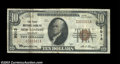National Bank Notes:Wisconsin, New London, WI - $10 1929 Ty. 1 The First NB Ch. # ...